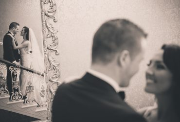 Grainne & Ryan's wedding at Manor House Enniskillen