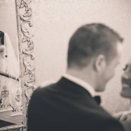 Grainne & Ryan's wedding at the Killyhevlin Hotel by Ciaran O'Neill Photography