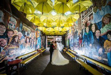 Rebecca & Ciaran's wedding at The Merchant