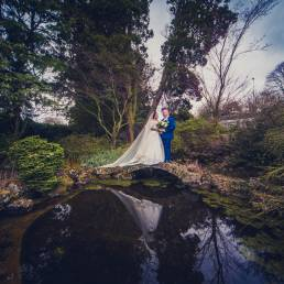 Aisling & Aaron's wedding at leighinmohr House Hotel by Ciaran O'Neill Photography