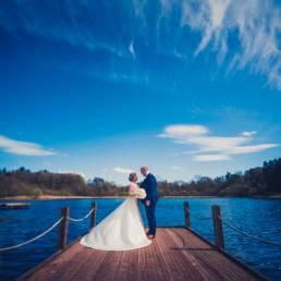 Catherine & Ryan's wedding at Killyhevlin Hotel by Ciaran O'Neill Photography