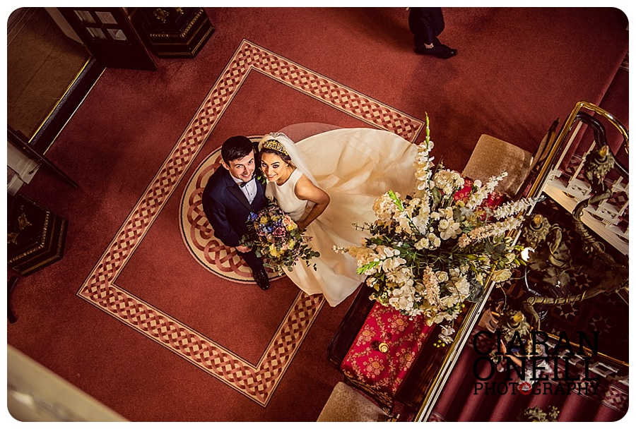 Gerardin & Jonathan's wedding at Cabra Castle by Ciaran O'Neill Photography