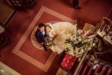 Gerardin and Jonathan's wedding at Cabra Castle