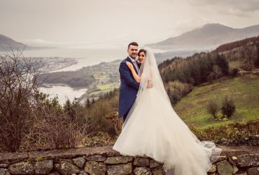 Linda and Jonny's wedding at the Carrickdale Hotel