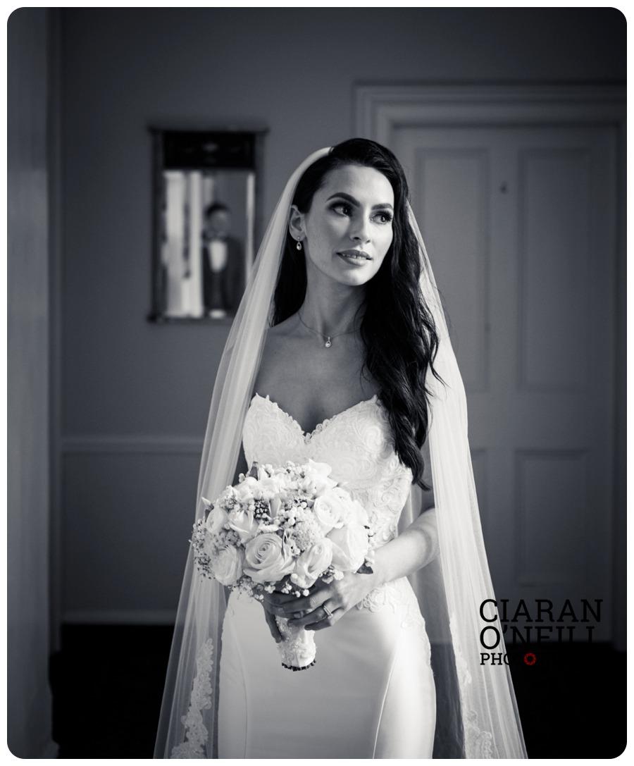 Marie & Aidan's wedding at Ballymascanlon Hotel by Ciaran O'Neill Photography