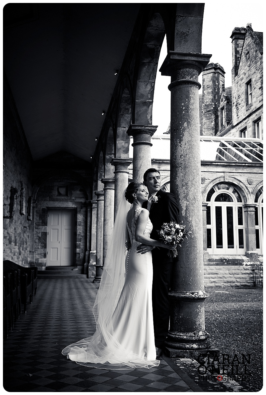 Vanessa & Russell's wedding at Castle Leslie by Ciaran O'Neill Photography