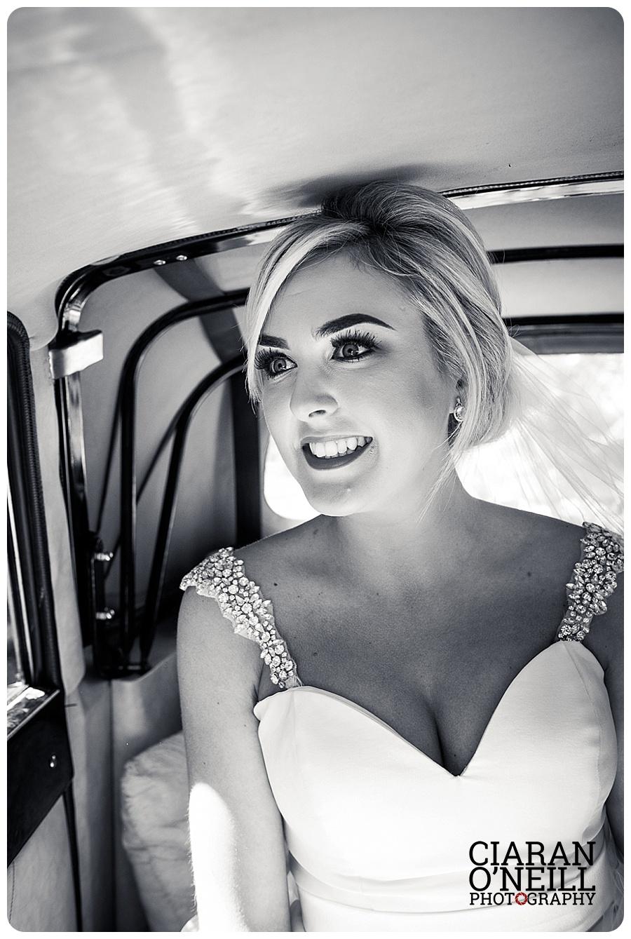 Bernadette & Niall's wedding at the Four Season Carlingford Hotel by Ciaran O'Neill Photography