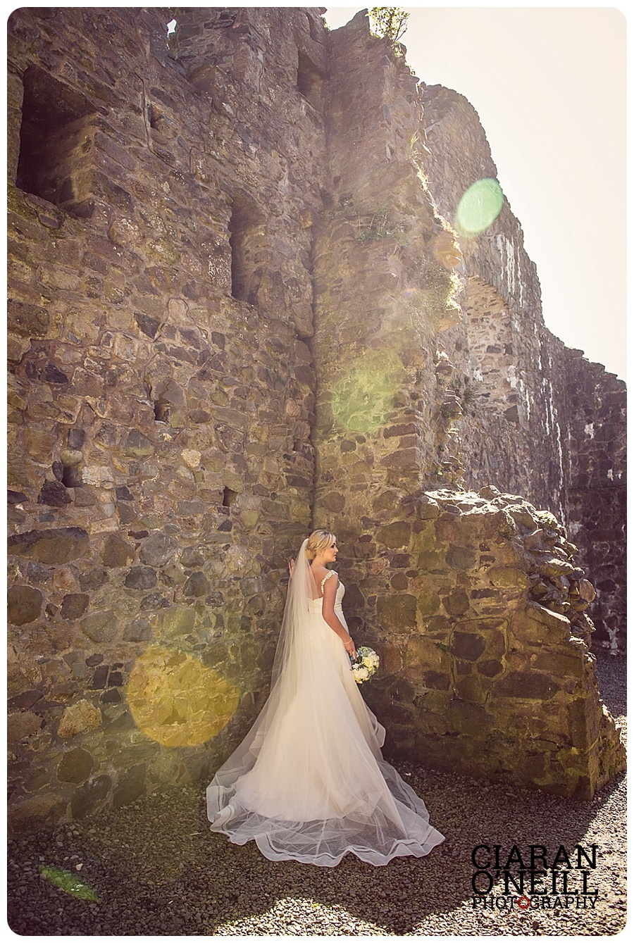 Bernadette & Niall's wedding at the Four Season Carlingford Hotel by Ciaran O'Neill Photography 01