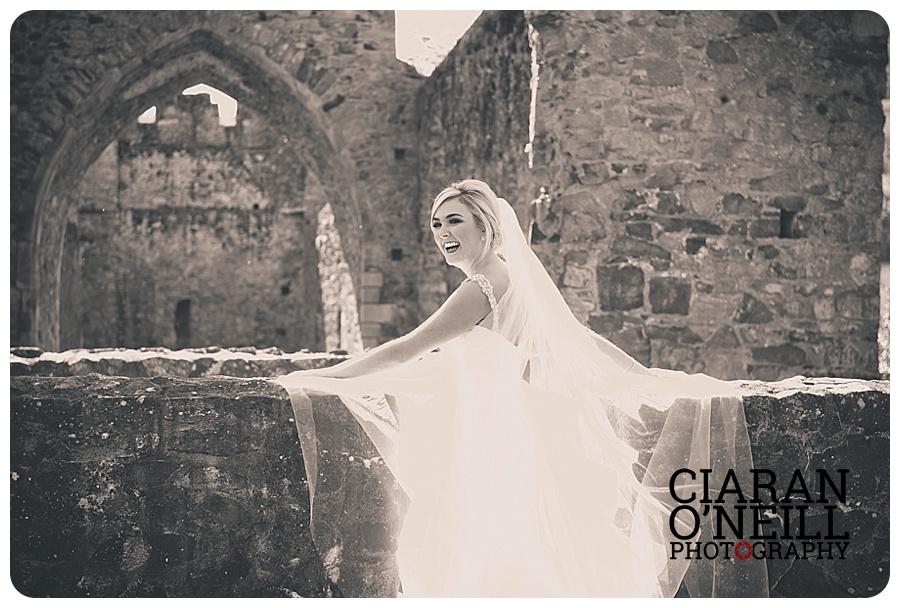 Bernadette & Niall's wedding at the Four Season Carlingford Hotel by Ciaran O'Neill Photography 01