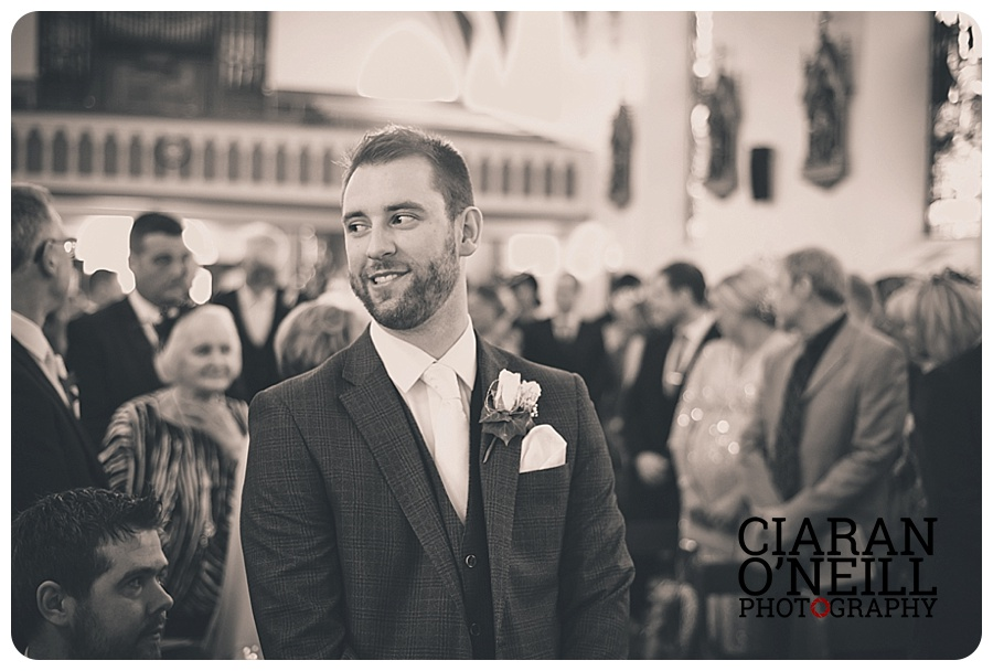 Louise & Philip's wedding at Crowne Plaza Hotel Belfast by Ciaran O'Neill Photography