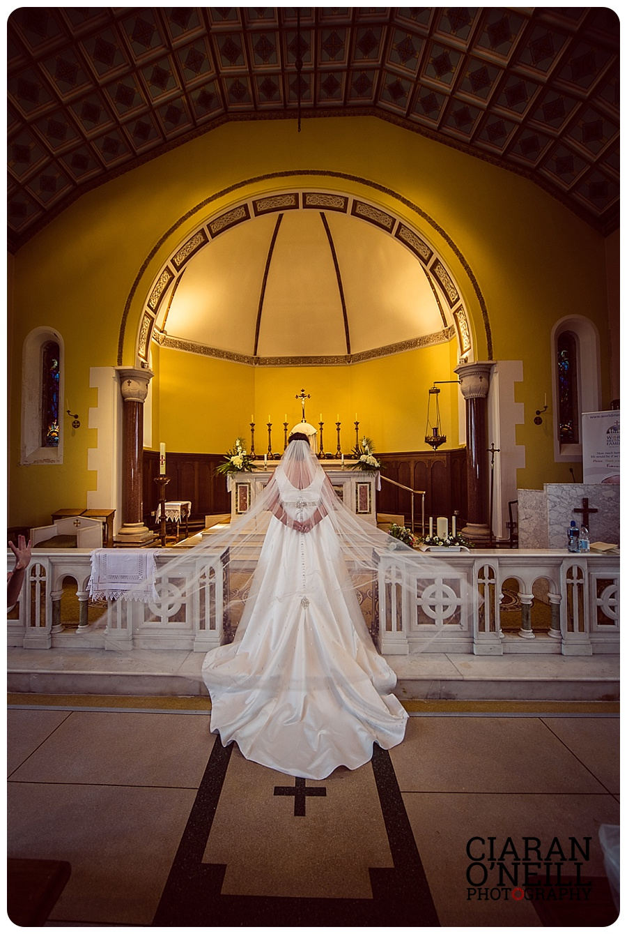 Michelle & Martin's wedding at Carrickdale Hotel by Ciaran O'Neill Photography