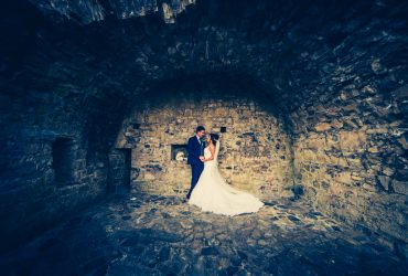 Christina and Darren's wedding at Knightsbrook Hotel