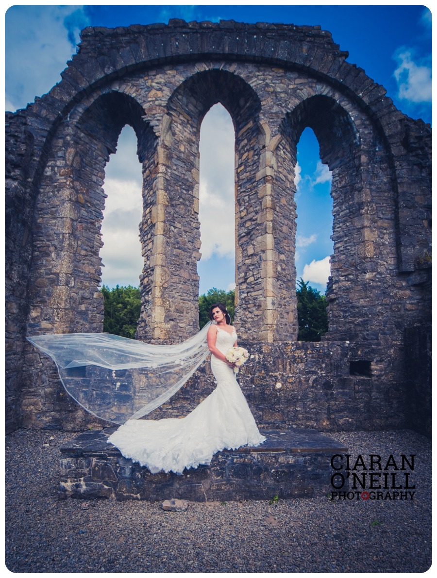 Christine and Darren's wedding at Knightsbrook Hotel & Spa by Ciaran O'Neill Photography