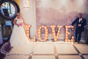 Genna and Scott's wedding at Crowne Plaza