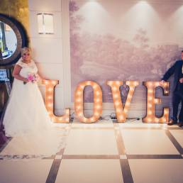 Genna & Scott's wedding at the Crowne Plaza Hotel by Ciaran O'Neill Photography