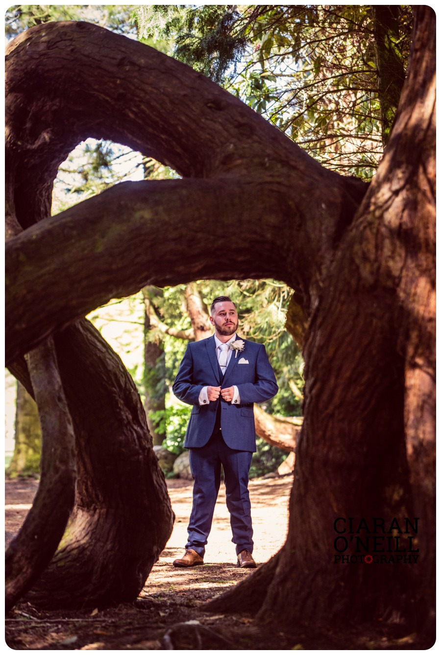 Genna and Scott's wedding at Crowne Plaza by Ciaran O'Neill Photography