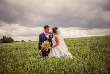 Jennie and Dryw's wedding at Gracehall