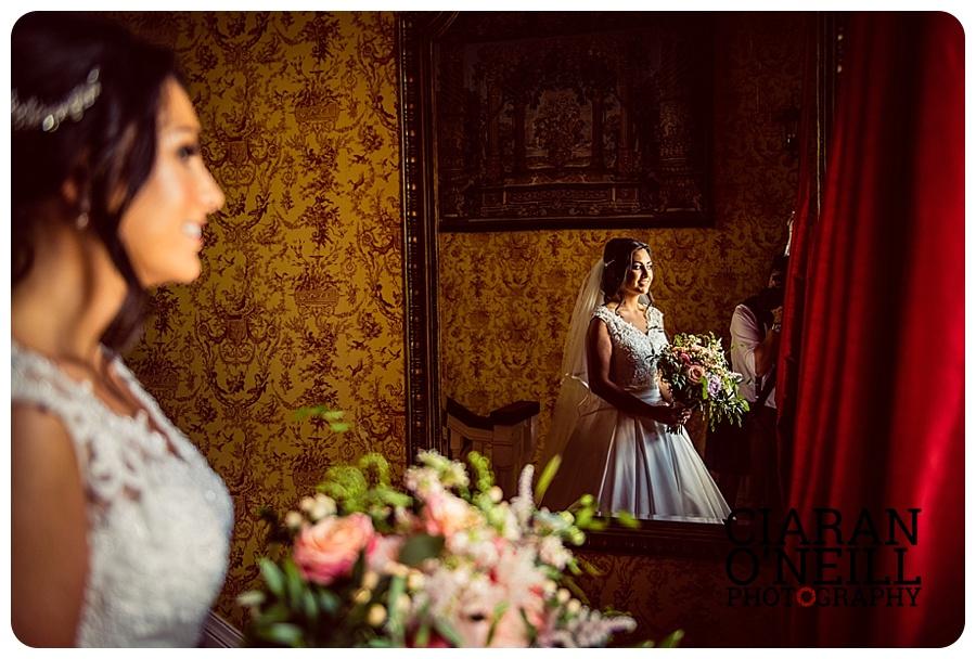 Jennie & Dryw's wedding at Gracehall by Ciaran O'Neill Photography