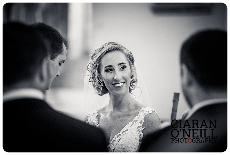 Kristen & Brian's wedding at Darver Castle by Ciaran O'Neill Photography
