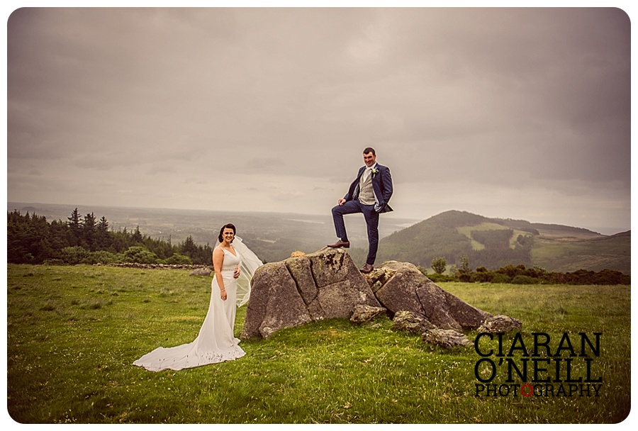 Lauren & Patrick's wedding at Darver Castle by Ciaran O'Neill Photography