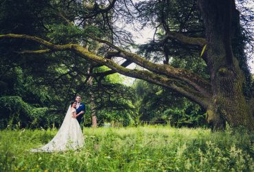 Oonagh and Matthew's wedding at Castle Leslie