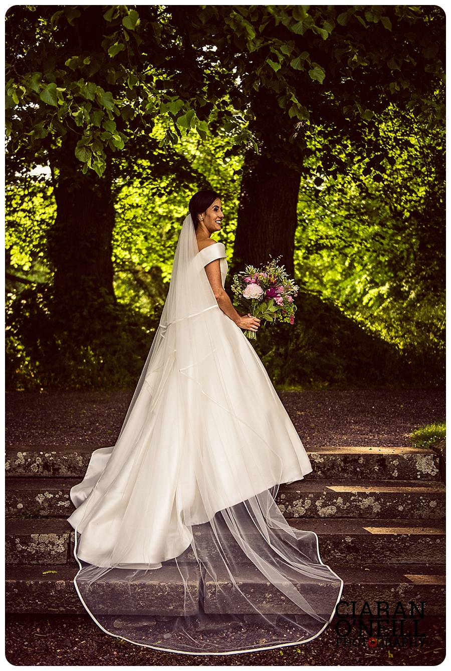 Oonagh & Matthew's wedding at Castle Leslie by Ciaran O'Neill Photography