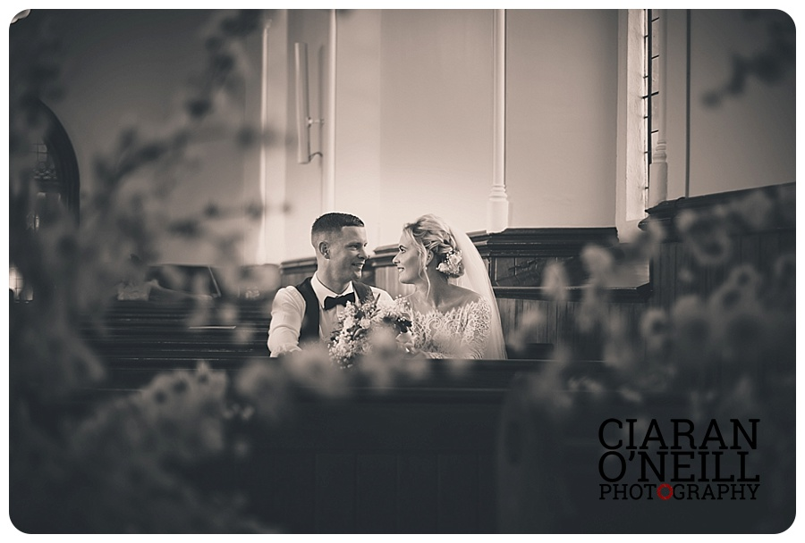 Tracy & Jonny's wedding at the Silverbirch Hotel by Ciaran O'Neill Photography