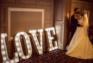 Aisling and Christopher's wedding at Balmoral Hotel