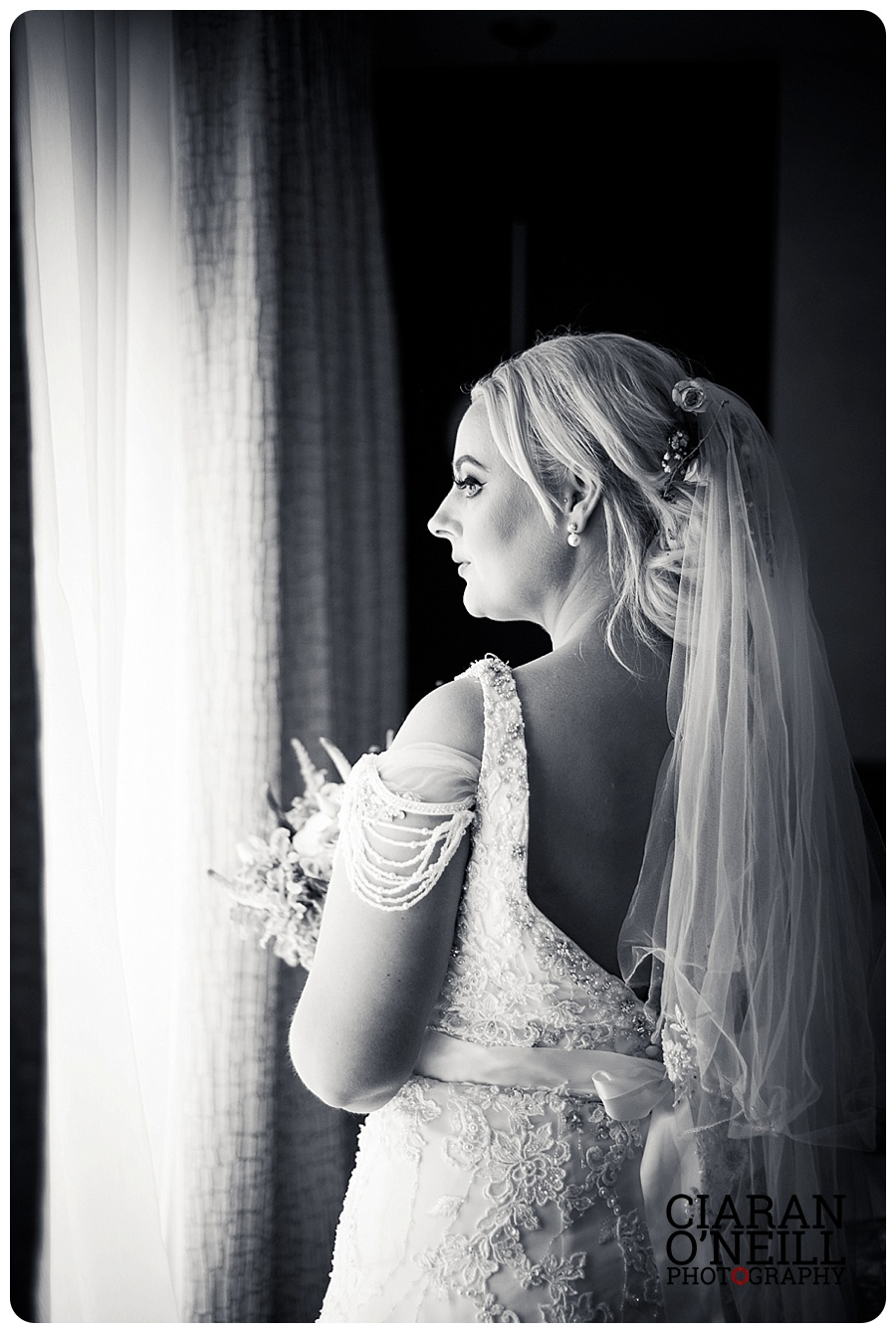 Aisling & Christopher's wedding at the Balmoral Hotel by Ciaran O'Neill Photography