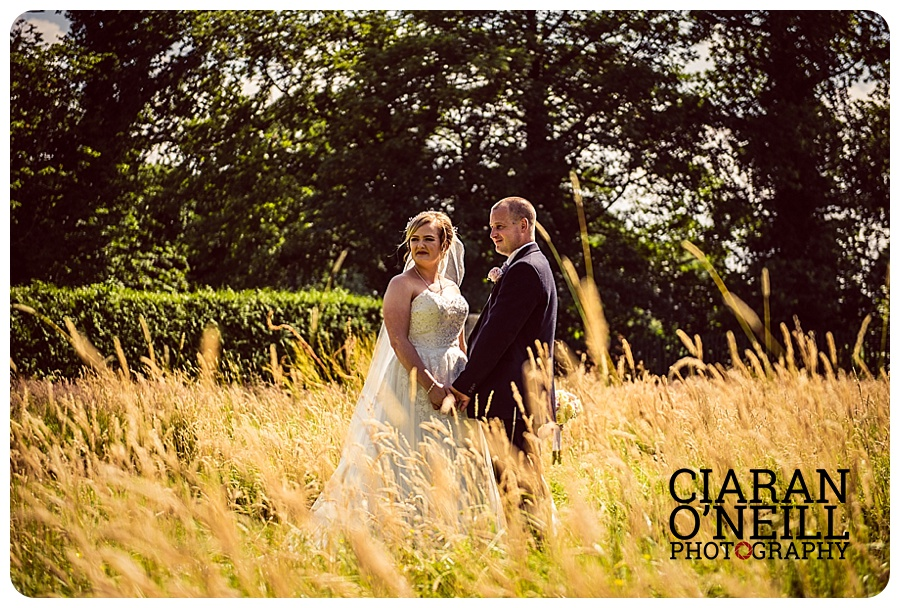 Danielle & Ryan's wedding at the Seagoe Hotel by Ciaran O'Neill Photography