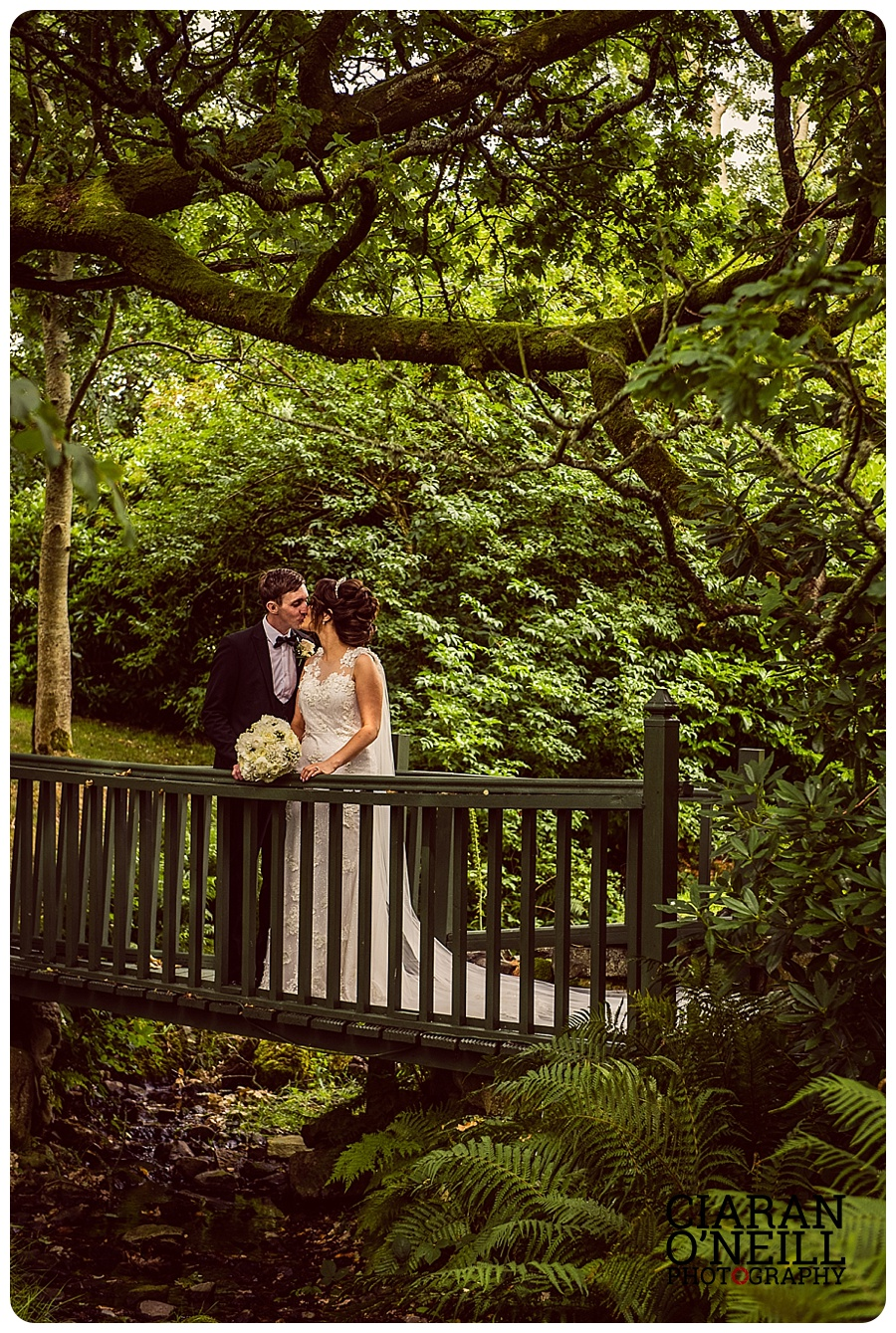 Emma & Turlough wedding at Carrickdale Hotel by Ciaran O'Neill Photography
