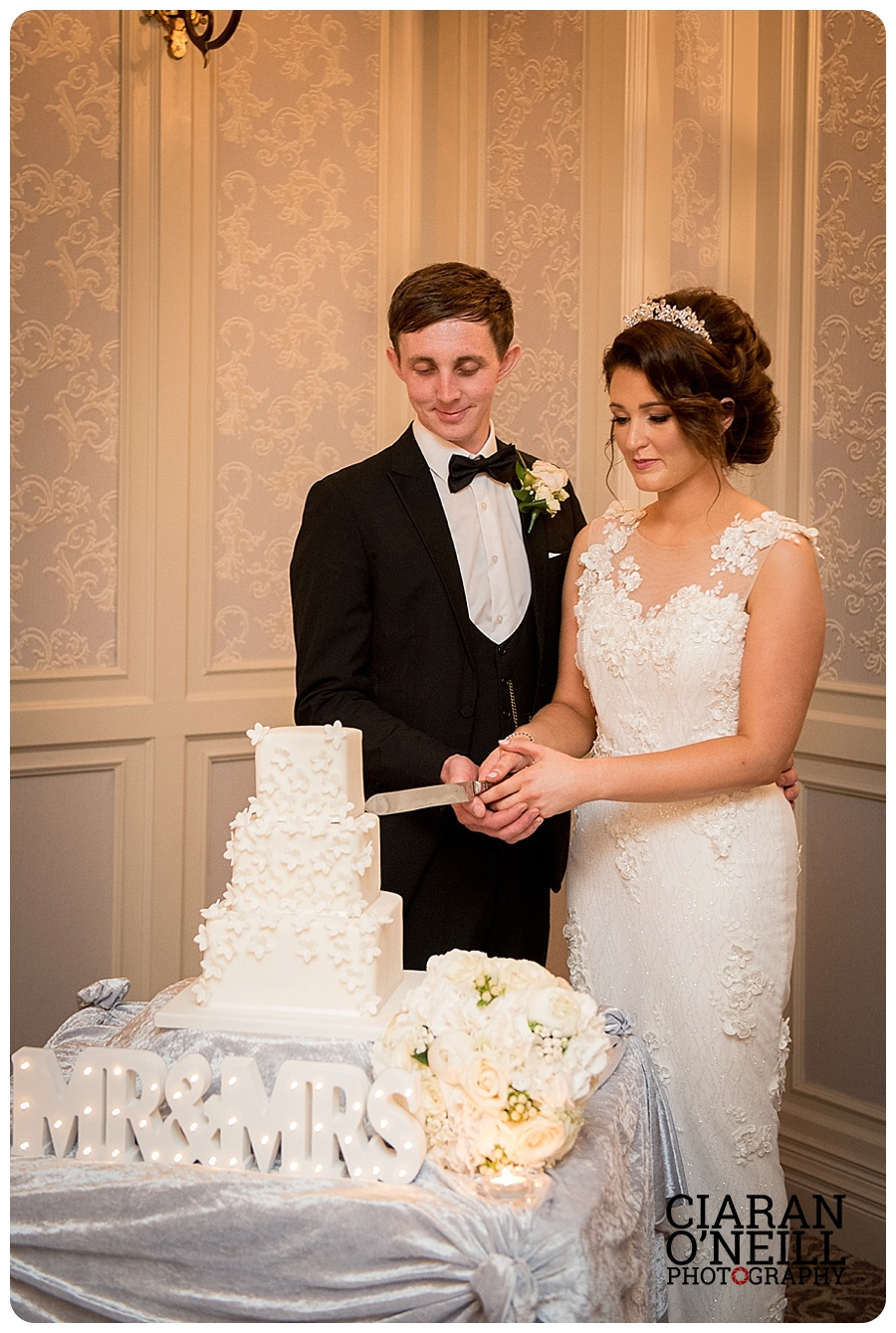 Emma & Turlough wedding at Carrickdale Hotel by Ciaran O'Neill Photography