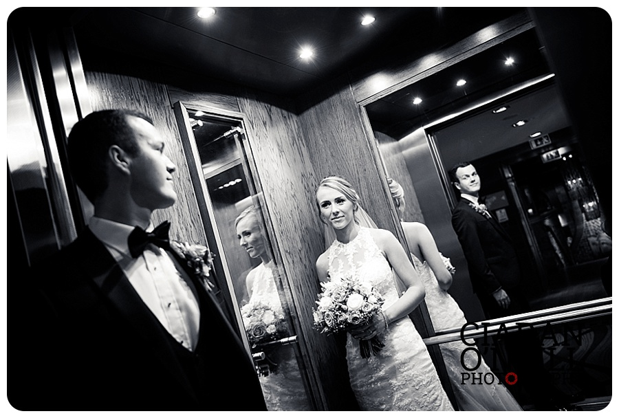 Grace & Jamie's wedding at Galgorm Resort & Spa by Ciaran O'Neill Photography