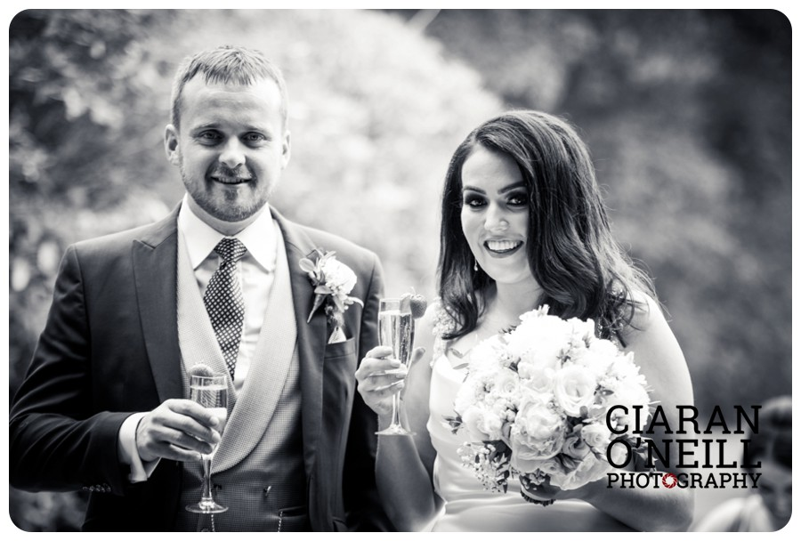 Isha & Enda's wedding at Cabra Castle by Ciaran O'Neill Photography