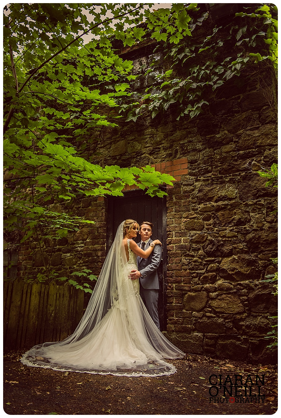 Seana & Phelim's wedding at the Woodville Arms by Ciaran O'Neill Photography
