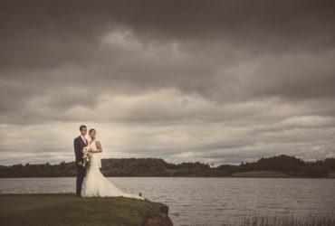 Anita and Sean's wedding at Lough Erne Resort & Spa