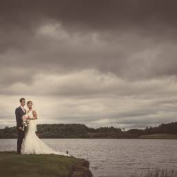 Anita & Sean's wedding at the Lough Erne Resort & Spa by Ciaran O'Neill Photography