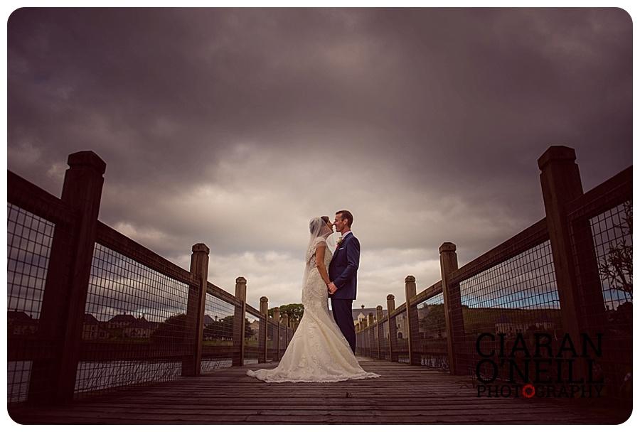 Anita & Sean's wedding at the Lough Erne Resort & Spa by Ciaran O'Neill Photography