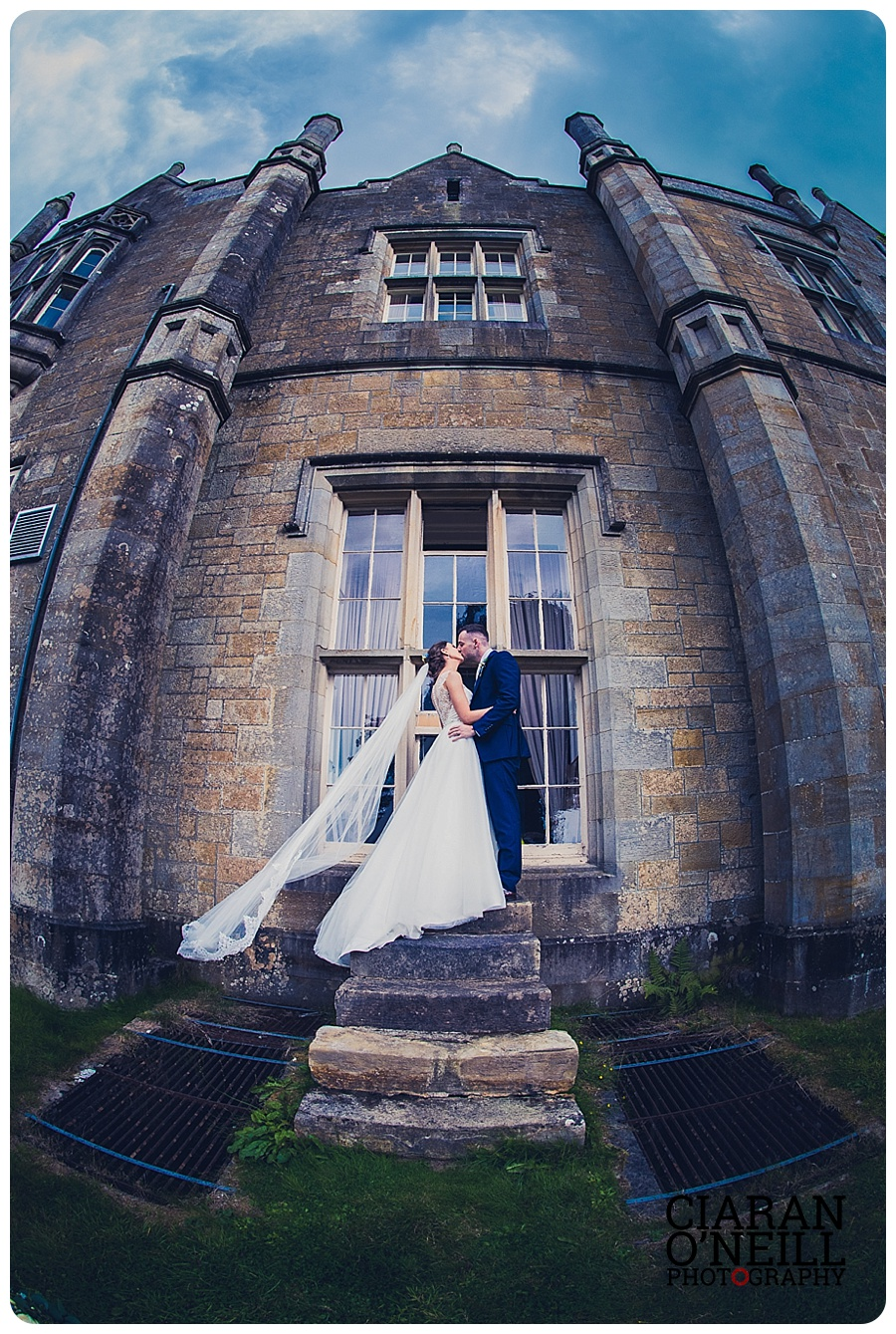 Ellen & Ryan's wedding at the Killyhevlin Hotel by Ciaran O'Neill Photography