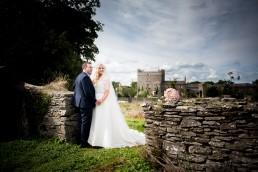 Fiona & Tom's wedding at Darver Castle by Ciaran O'Neill Photography