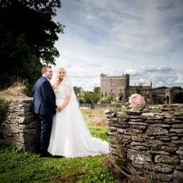 Fiona & Tom's wedding at Darver Castle by Ciaran O'Neill Photography