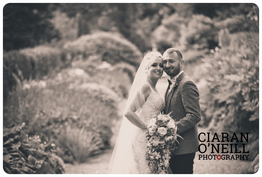 Rebecca & Ciaran's wedding at Canal Court Hotel by Ciaran O'Neill Photography