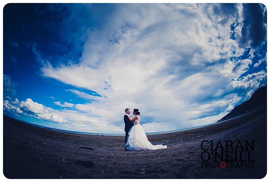 Suzanne & Joe's wedding at the Slieve Donard Resort & Spa by Ciaran O'Neill Photography