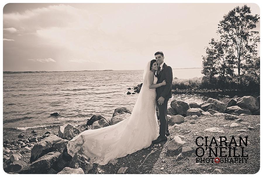 Teresa & Colin's wedding at Crover House Hotel by Ciaran O'Neill Photography