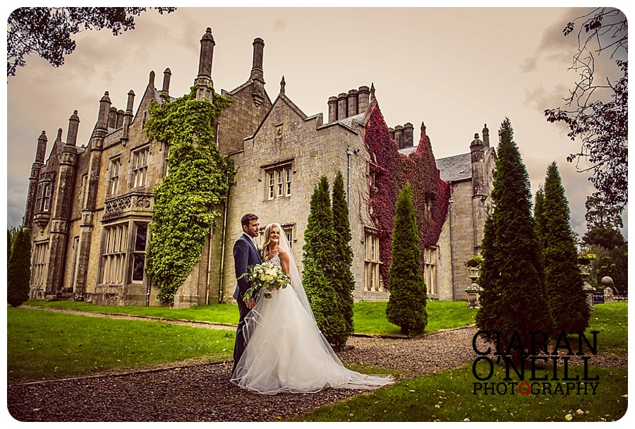 Colleen & Keith's wedding at Corick House Hotel & Spa by Ciaran O'Neill Photography