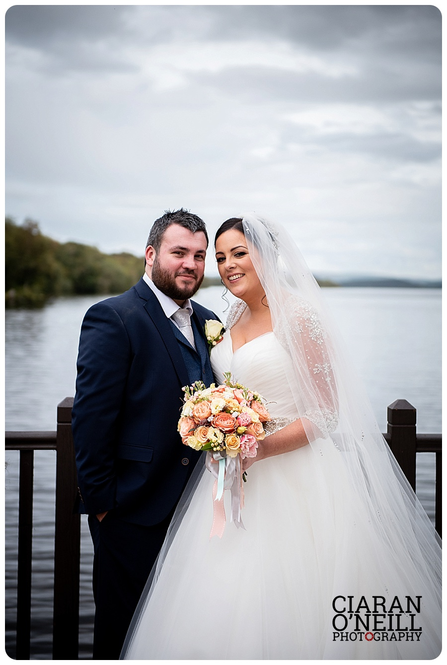 Fiona & Neil's wedding at Lusty Beg Island by Ciaran O'Neill Photography