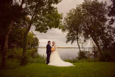 Fiona and Neil's wedding at Lusty Beg Island