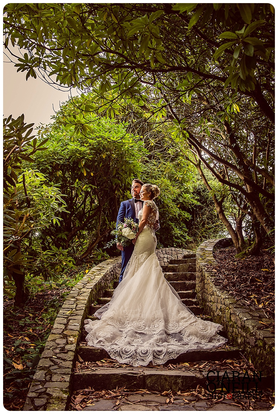 Melissa & Paul's wedding at the Burrendale Hotel by Ciaran O'Neill Photography