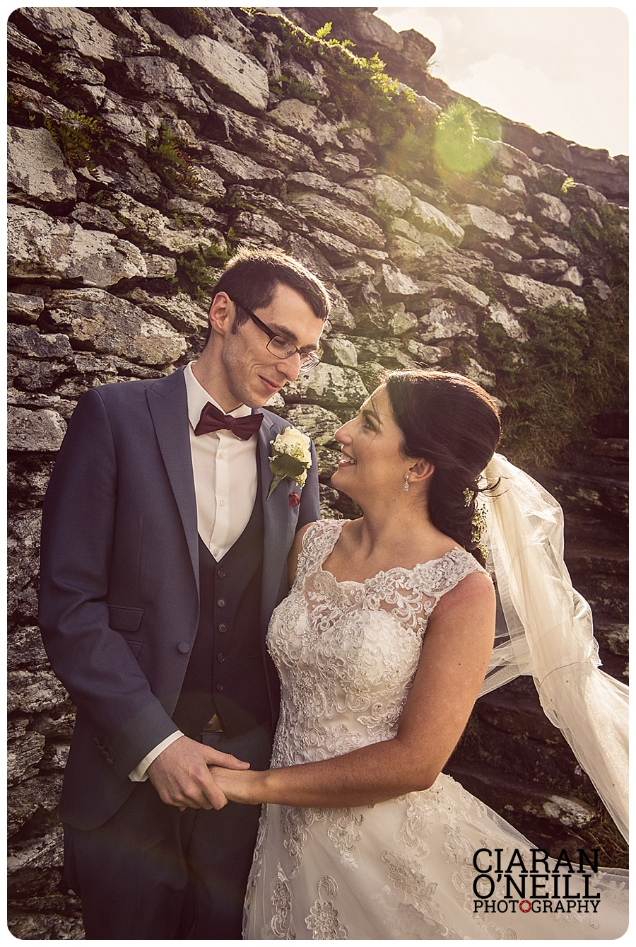 Niamh & Colm's wedding at An Grianan Hotel by Ciaran O'Neill Photography