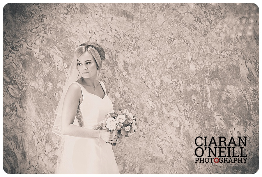 Patrice & Michael's wedding at Galgorm Resort & Spa by Ciaran O'Neill Photography